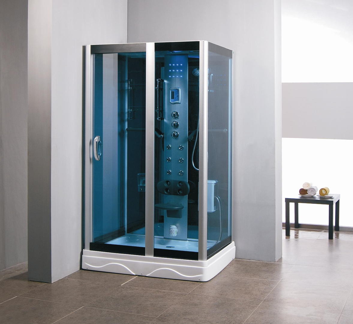 Ipax Cabinets Direct | Steam Shower 9009